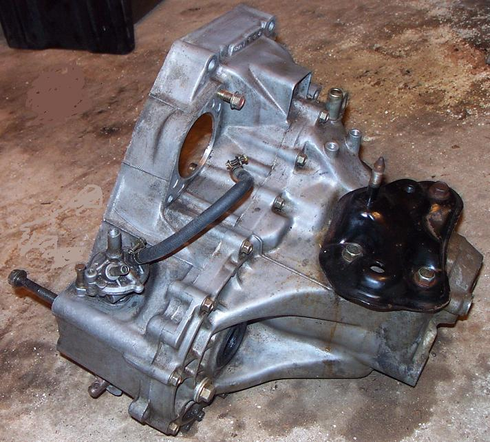 Used Parts CivicCRXDelSol Integra BBDDB H - Acura integra transmission