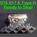 Click Here for GSR/B16/Type-R Honda AEBS Performance Intake Manifolds.