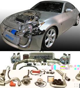 Turbo Supercharger Fmax Turbonetics Complete Bolt On
